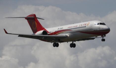 ARJ21飞机