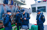 温州南部水域开展大规模防范商渔船碰撞联合行动