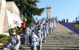 一场40公里的慈善行走!南京千名师生用脚步丈量城市历史