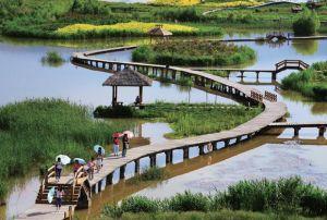 兰州湿地公园