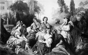 外国文学与历史上的瘟疫