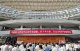 """北京市政务服务中心""""冷清""""的服务窗口背后:一窗通办,数据多跑路群众少跑腿"""