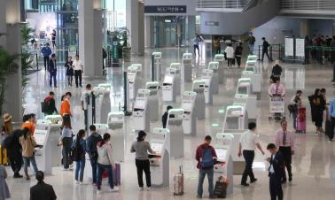 Check-in with facial recognition now possible in Shanghai