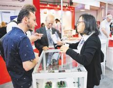 中国(土耳其)贸易博览会举行