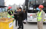 """杭州版中关村复工""""再加速"""" 拱墅区专车接回首批外省工人"""