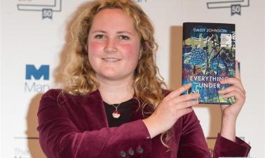 Novelist Anna Burns wins Man Booker Prize