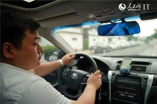 网约车司机助乘客脱困