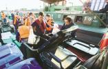 宁波投用首艘内河船舶水污染物接收船