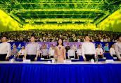 """""""挑战杯""""全国竞赛江苏省选拔赛决赛在宁开幕"""