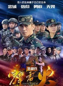 特种兵之霹雳火 DVD版