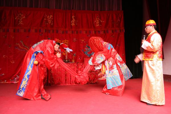 老北京婚俗