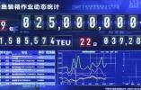 宁波舟山港今年集装箱吞吐量超25000000箱