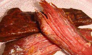 草原红牛肉
