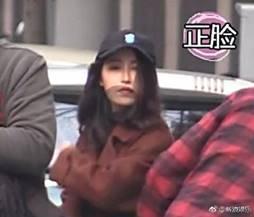 2017年3月,林更新最新绯闻女友曝光