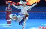 2019中国—东盟(南宁)戏剧周大联欢 外国舞者扎堆献艺