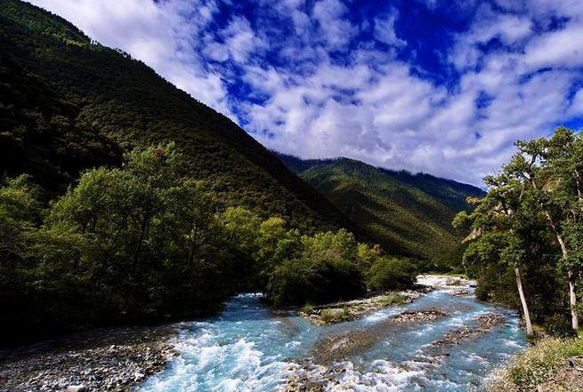 西藏察隅慈巴沟国家级自然保护区