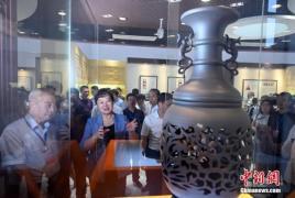 第二届中国四大名陶展在广西钦州举行