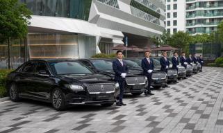 林肯品牌携手滴滴豪华车登陆蓉城