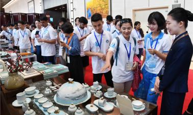 SCO youths vow to stand up in world