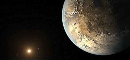平行第二地球首次被发现:宜居指数爆表