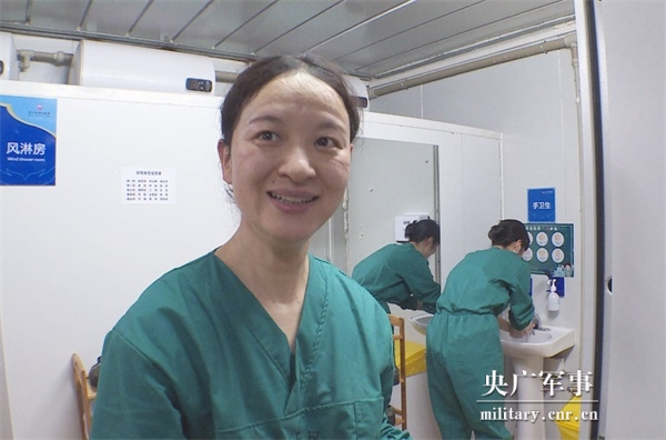 """战""""疫""""丨护理医师宋彩萍:一专多能的""""多面手"""""""