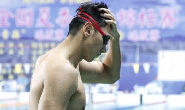 Ning Zetao pulls out of 100m freestyle at National Swimming Championships