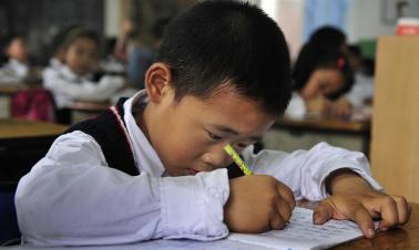 Homework load adds to kids' strain