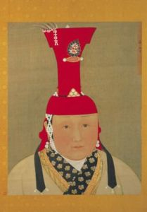 世祖南必皇后