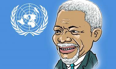 Opinion: Africa and the world lost Kofi Annan