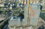 苍南宜山镇打造新地标 勾画美丽城镇新样板