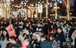 赏花灯、听戏曲、尝美食……盐城水街新春庙会亮点纷呈