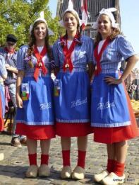 荷兰民族服饰