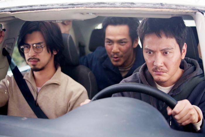 冯绍峰在《后会无期》中的剧照