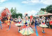 国庆黄金周,近591万游客挤爆常州70家景区