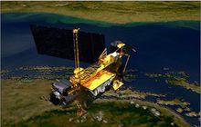 美国用来探测臭氧的废旧卫星UARS