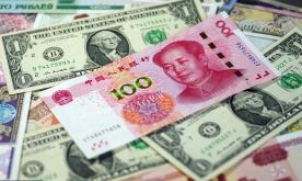 China reports 1st forex settlement surplus in 7 months