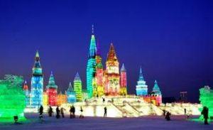 哈尔滨冰雪文化