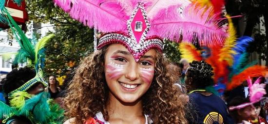 2016诺丁山狂欢节在伦敦拉开序幕