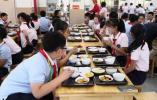 食安委专家进校园让学生餐桌更安全