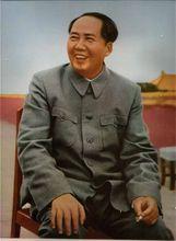 实现中国大陆统一的毛泽东