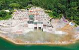 千岛湖配水工程总进度推进超90% 进水口围堰完成拆除爆破