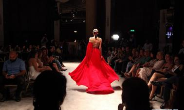 3rd Designers & Brands fashion show held in Beirut, Lebanon