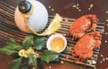 风靡餐桌的醉蟹有了