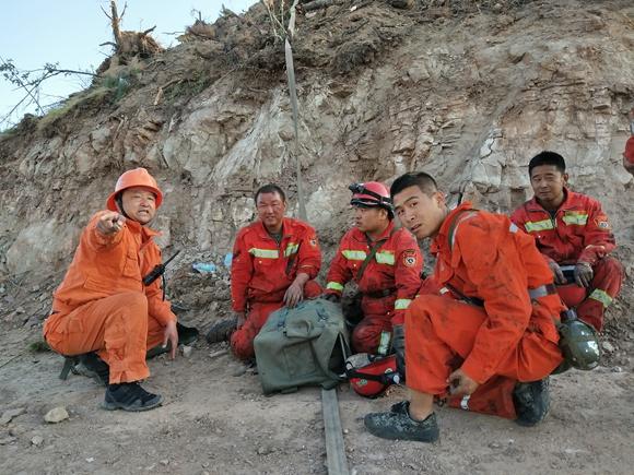 山西沁源县森林消防大队:赴汤蹈火 步履不停
