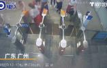 女子脚伸出站台阻高铁发车,被行政拘留9日