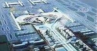 扩建后的禄口机场