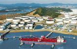 燃海!蓝海! 舟山追梦东北亚保税船用燃料油供应中心