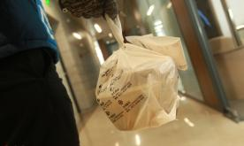 Hainan to ban disposable plastic bags, tableware by 2020