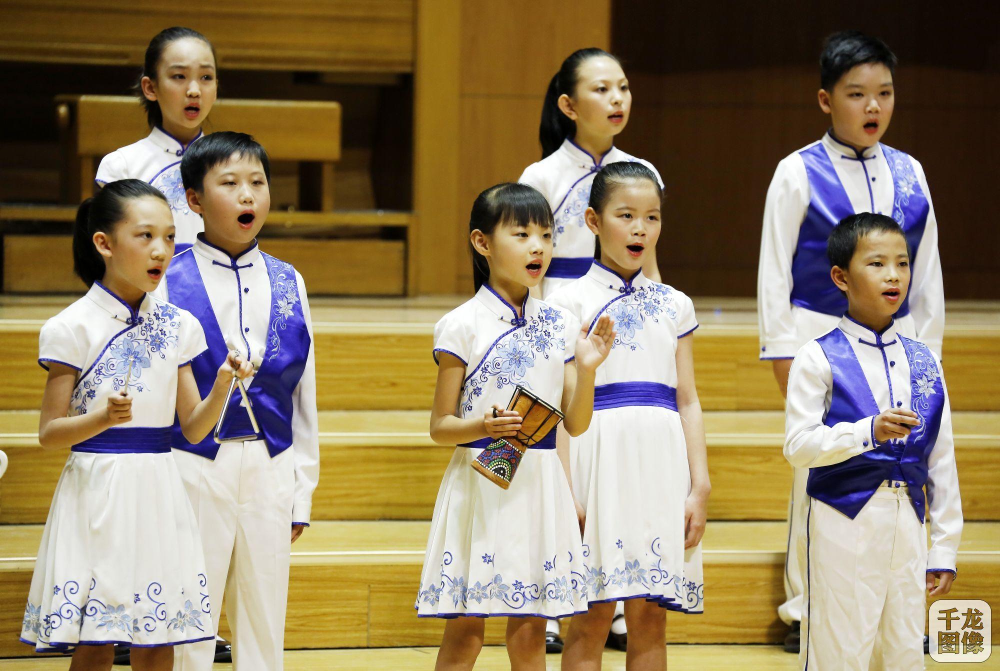 史家小学金帆合唱团唱响北京音乐厅