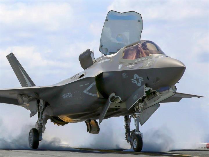 """美国拿F-35项目""""挤兑""""土耳其 北约暂无动作"""